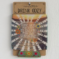 Create Your Own Sunshine Drink Coozie