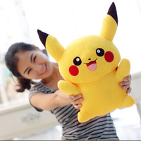 Free Shipping Hot Sale 22cm Special Offer Pikachu Plush Toys Very Cute Pokemon Plush Toys for Children's Gift High Quality