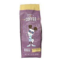 Disney Mickey's Coffee Mickey's Morning Roast 12oz. New Sealed