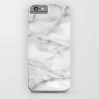 Marble iPhone & iPod Case by Wallflower DesignCo.