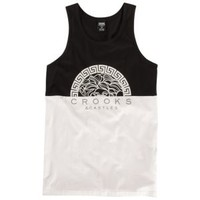 Crooks & Castles Bandit Tank Top - Men's at CCS