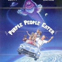 Purple People Eater 11x17 Movie Poster (1988)