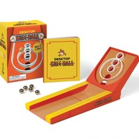 Mini Desktop Skee Ball - PRE-ORDER, SHIPS LATE NOVEMBER