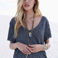Spell & The Gypsy Collective Prism Crystal Necklace - Gold One