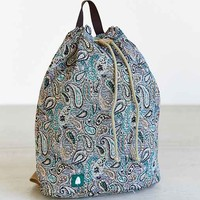 Trees Tapestry Cinch Bag-