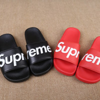 Supreme Slippers Home Beach Wear