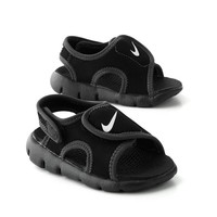 Nike Sunray Adjust 4 Sandals (Black)