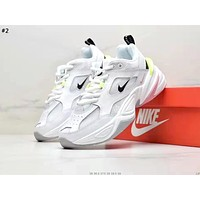 Nike M2K Tekno vintage breathable mesh face old shoes #2