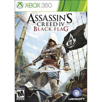 Assassin's Creed IV Black Flag Xbox 360 Video Game