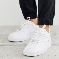 Nike White Air Force 1 '07 Trainers | ASOS