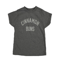 PRIVATE PARTY BABY CINNAMON BUNS TEE