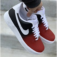 """Air Force 1 """"Get faded side to side"""""""
