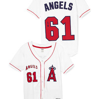 Los Angeles Angels Game Day Jersey - PINK - Victoria's Secret