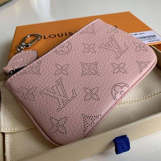 Image of Louis Vuitton LV High Quality Fashion Leather Purse Wallet