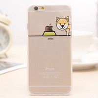 Dog iPhone 5s 6 6s Plus Case Gift-99