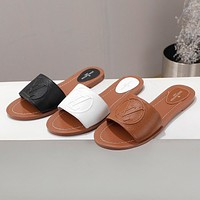 Louis Vuitton  LV New slippers in spring and summer