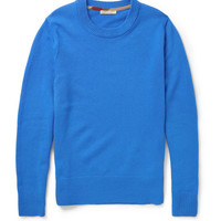 Burberry Brit Elbow Patch Cashmere Sweater | MR PORTER