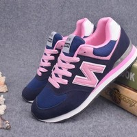 new balance fashion casual n words breathable women sneakers running shoes-4