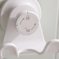 Flex Gel-Lock Shower Hook | Urban Outfitters