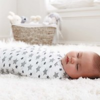 Aden + Anais Classic Swaddles 4 Pack - Twinkle