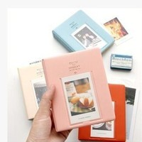 64 Pockets Mini Instant Polaroid Photo Album Picture Case Storage for Fujifilm Instax Mini Film 7s 8 Korea instax mini album