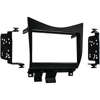 Metra 2003-2007 Honda Accord Lower Dash And Console Double-din Installation Kit