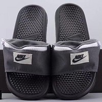 Trendsetter Nike Benassi Jdi  Women Men Fashion Casual  Slipper Shoes