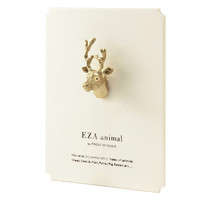 Brass Animal Pin - A+R Store