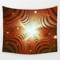 Trippy Visions Tapestry