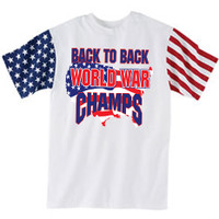 Adult Back to Back World War Champs TANK