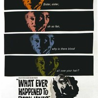 Whatever Happened to Baby Jane? 27x40 Movie Poster (1962)