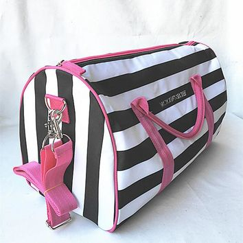 Victoria's Secret is a one-shouldered, straggly bag with the goddess yoga drum