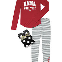 University of Alabama Thermal Sleep Gift Set - PINK - Victoria's Secret
