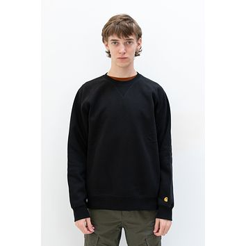 Chase Sweat in Black