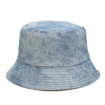 Bleached Bucket Hat