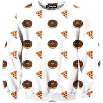 Emoji Food Crewneck