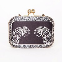 Leopard clutch - Shop the latest Fashion Trends
