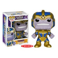 Thanos Guardians Of The Galaxy 6-Inch Pop Vinyl Figure Bobble Head