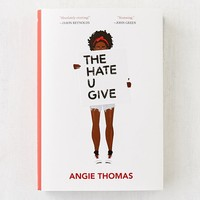 The Hate U Give By Angie Thomas | Urban Outfitters