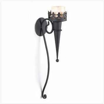 Candle Wall Sconces Gothic Candle Sconce