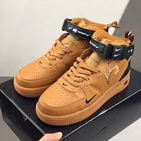 Nike Air Force One high-top casual sports running men and women sneakers shoes