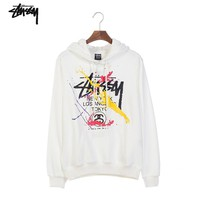 Women's and men's Stussy  Sweatshirt for sale 501965868-0142
