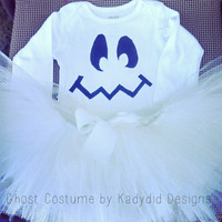 Sweet Girl's Ghost Costume