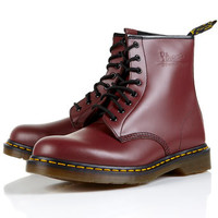 'Dr Martens' Original 8 Boots - Boots  - Shoes and Accessories