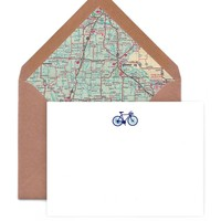 Bicycle Note Cards (Pack of 6)