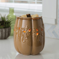 Fall Harvest Candle Warmer Illumination