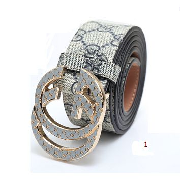 Gucci Fashion belt for men [297893494813]