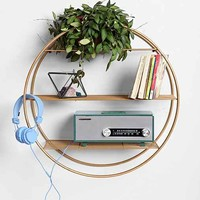 Wire Circle Shelf