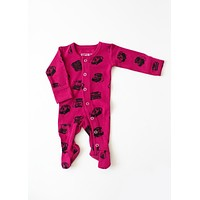 Organic Cotton Footed Overall by L'ovedbaby