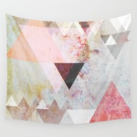 Graphic 3 Wall Tapestry by Mareike Böhmer Graphics And Photography